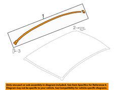 SUBARU OEM 12-15 Impreza-Roof Molding Trim Right 91046FJ020