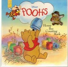 USED (GD) Disney's Pooh's Honey Bee Counting Book (Mouse Works) by Walt Disney C