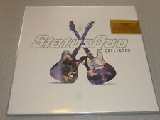 STATUS QUO - Collected - 2LP 180g audiophile Purple Vinyl // Neu // Ltd. Edition