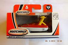 MATCH BOX voitures Coffret HYDRO X-treme