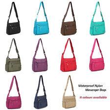 Waterproof Nylon Messenger Bags Small Purse Shoulder Bag Crossbody Bags Handbags