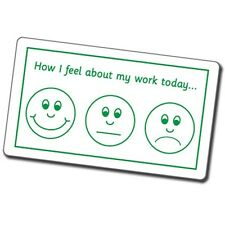ST73 Self Assessment Expressions Pre-inked School Marking Stamper