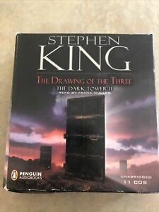 Stephen King The Drawing of the Three - The Dark Tower II Audio Book CD