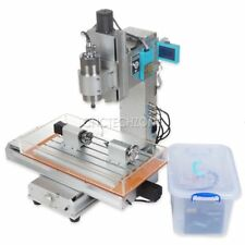 1500W 4 Axis 3040 CNC Router Engraving Machine Table 110V/220V LCD w/ 1.5KW VFD