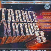 Trance Nation 08 (1996) Carl Cox, Marmion, Mega Lo Mania, Man with no N.. [3 CD]