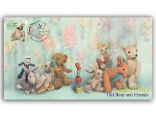 Buckingham Covers Classic Toys Old Bear Single Stamp