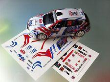 DECAL CALCA 1 43 SUBARU WRX N°39 Rally WRC monte carlo 2011 montecarlo