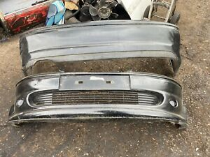 Vauxhall Vectra B GSI Front & Rear Bumpers - Black