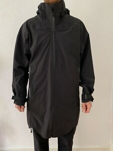 Adidas Myshelter Rain.rdy Parka Schwarz XL Regenjacke Regenmantel