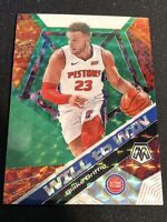 BLAKE GRIFFIN  2019-20 Panini Mosaic #5 Will To Win Green Prizm