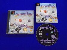 ps1 JUMPINGFLASH Jumping Flash Rare Game Boxed COMPLETE Playstation PAL ps2 ps3