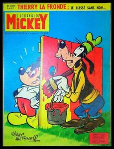 Le journal de Mickey - année 1964 N°611
