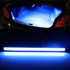17cm Waterproof Car Interior Blue LED Strip Lights Bar Lamp for trunk/cargo area