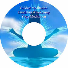 Guided Meditation Kundalini Awakening Yoga Meditation CD Relaxation Power Energy