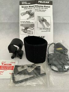 Pelican #0630-000-110 Weapon Mounting for Flashlight
