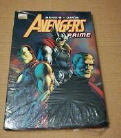 Avengers Prime by Brian Michael Bendis & Alan Davis 2011, HC Marvel Comics