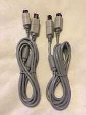 2 x Sega Dreamcast Controller Extension Cable 6ft