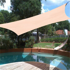 3x2m Sun Shade Sail Cloth Awning Shadecloth Outdoor UV Canopy for Garden Cover