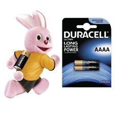 Duracell AAAA 1.5-Volt Ultra Batteries MX2500 E96
