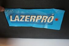 """LAZERPRO"" 4PC. LASER LEVEL KIT WITH OWNER'S MANUAL/CARRYING CASE"