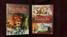 Chronicles Of Narnia DVDs - The Lion, The Witch And The Wardrobe/Prince Caspian