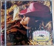 Madonna - Music CD single 2 trk USA