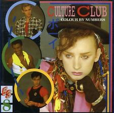 Culture Club - Colour By Numbers [New CD] Bonus Tracks