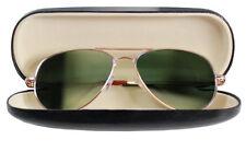 Spy Sunglasses Metal Frames Aviators (See Behind You While Walking)