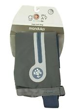Manduka Go Play Yoga Mat Sling 2.0 Fits Any Size Yoga Mat Adjustable Strap Gray