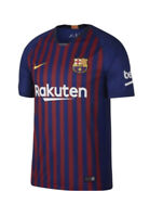 NIKE FC BARCELONA HOME STADIUM JERSEY '18-'19 Men's Size M MSRP $90