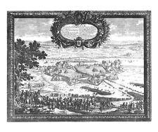 Antica mappa, thorunium elementare prussiae Regal URBIS