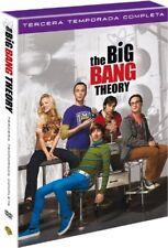!!! THE BIG BANG THEORY !!! 3ª TEMPORADA *** EDICION ESPAÑOL - DVD