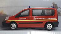 MONDOMOTORS 53133 - Furgone PEUGEOT Sapeurs Pompiers - Security FRANCE 1:43
