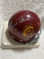 Charles White Signed Autographed USC Southern Cal Trojans Mini Helmet 79