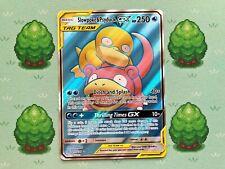 Pokemon - Slowpoke & Psyduck GX - 217/236 - SM Unified Minds - Full Art