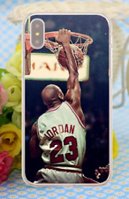 Michael Jordan Basketball NBA Bulls Hard Cover Case For iPhone Huawei Galaxy 3
