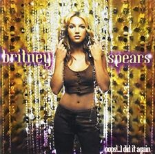 Britney Spears - Oops I Did It Again (Gold Series) [New CD] Australia - Import