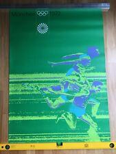 A0 München Olympiade 1972 orig. Kunst Poster Plakat