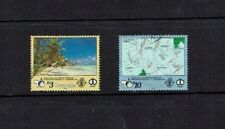 Seychelles: 1990 Petroleum Exploration, Indian Ocean, Conference, Fine used set
