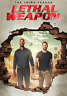 Lethal Weapon The Complete Third Season (UK IMPORT) DVD [REGION 2] NEW