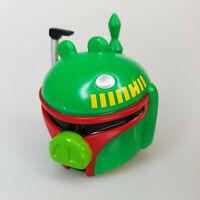 🔥 RARE Boba Fett Power Battlers Pig Star Wars Angry Birds 2013 Mandalorian 🔥