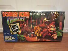 DONKEY KONG COUNTRY POG PITCHIN' GAME (Milton Bradley) MB 1995 SEALED