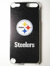 NFL Pittsburgh Steelers Logo iPod Touch iTouch 5/6th Plastic One-Piece Slim Case