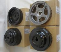 Genuine OEM Subaru Camshaft Gear Sprocket Set  of 4 Impreza WRX EJ205 2.0L NEW
