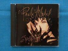 """PAULA  ABDUL             """"SPELLBOUND""""   CD  /  USED"""
