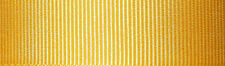 10mm Yellow Grosgrain Ribbon 20m Reel