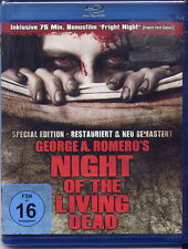NIGHT OF  THE LIVING DEAD   SPECIAL EDITION  (BLU-RAY)  NEU & OVP