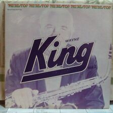 Best of Wayne King 2 record set 12 inch 33 rpm