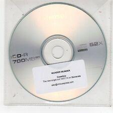 (FU500) Wunder Wunder, Coastline - 2014 DJ CD