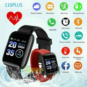 Smart Watch for Phone iOS Android Phone Bluetooth Waterproof Fitness Tracker